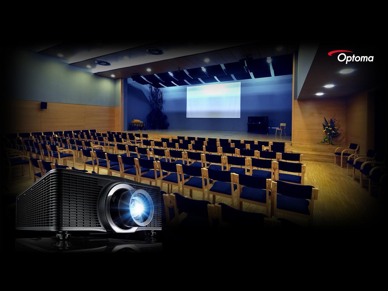 画像: 高輝度7,500ルーメン DLPレーザープロジェクターOptoma「ZU750」新登場!! – オーエスグループグローバル