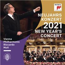 画像: Neujahrskonzert 2021 / New Year's Concert 2021 / Concert du Nouvel An 2021 - ハイレゾ音源配信サイト【e-onkyo music】