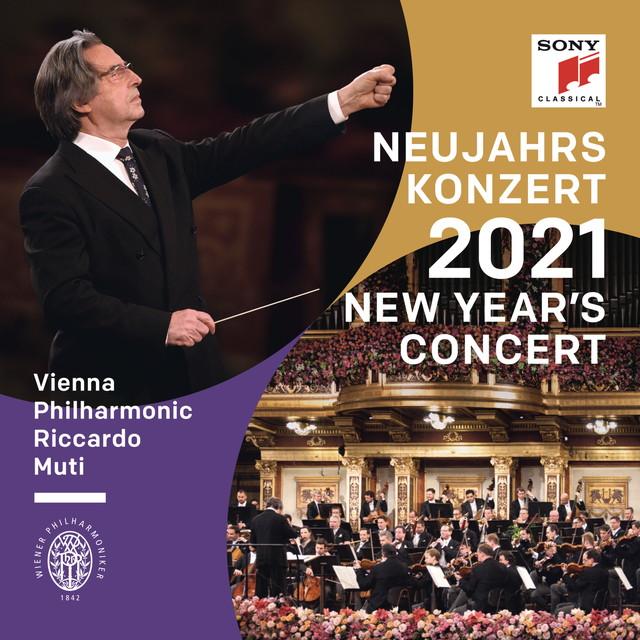 画像: Neujahrskonzert 2021 / New Year's Concert 2021 / Concert du Nouvel An 2021/RICCARDO MUTI, Wiener Philharmoniker, Riccardo Muti & Wiener Philharmoniker