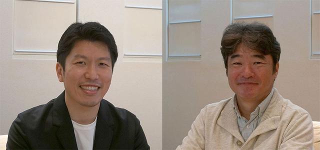 画像: 取材に協力いただいたおふたり。左がソニー株式会社 R&Dセンター Distinguished Engineer 光藤祐基さんで、右がコーポレートテクノロジー戦略部門 テクノロジーアライアンス部 コンテンツ開発課 ビジネス プロデューサー 池田裕司さん