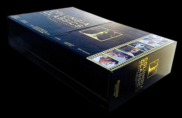 画像: 米国盤UHDブルーレイ『コロンビア・クラシックス・コレクション:VOL-1』(日本での発売は未定)