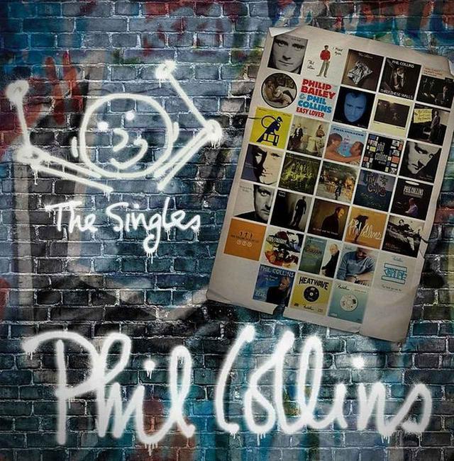 画像: The Singles/Phil Collins