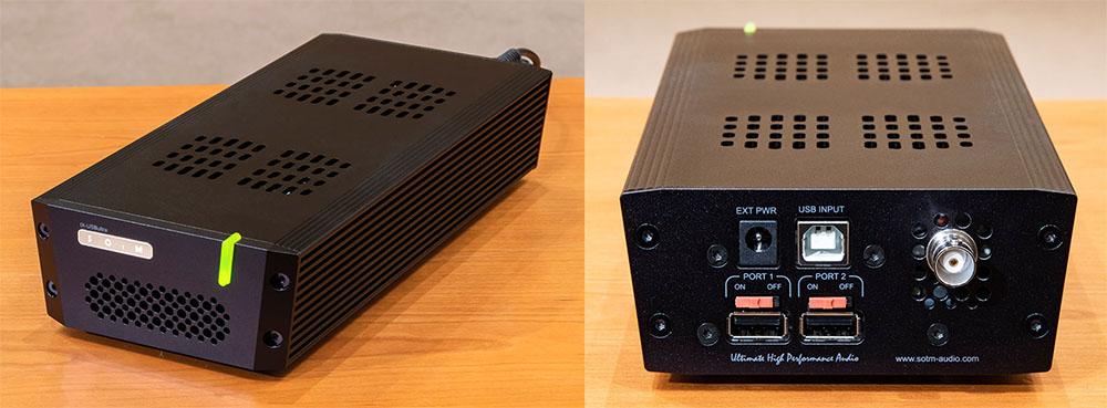 画像: USB出力機器と、USB DACの間に挟むことで音質を改善するのがUSBリジェネレーターだ。PCやミュージックサーバーから生成されたノイズを効果的に除去し、内蔵の高性能クロックによって純粋なUSBオーディオ信号のみを再配置してから、オーディオデバイスに受け渡すことで、サウンドを元の録音に近い状態に戻るという