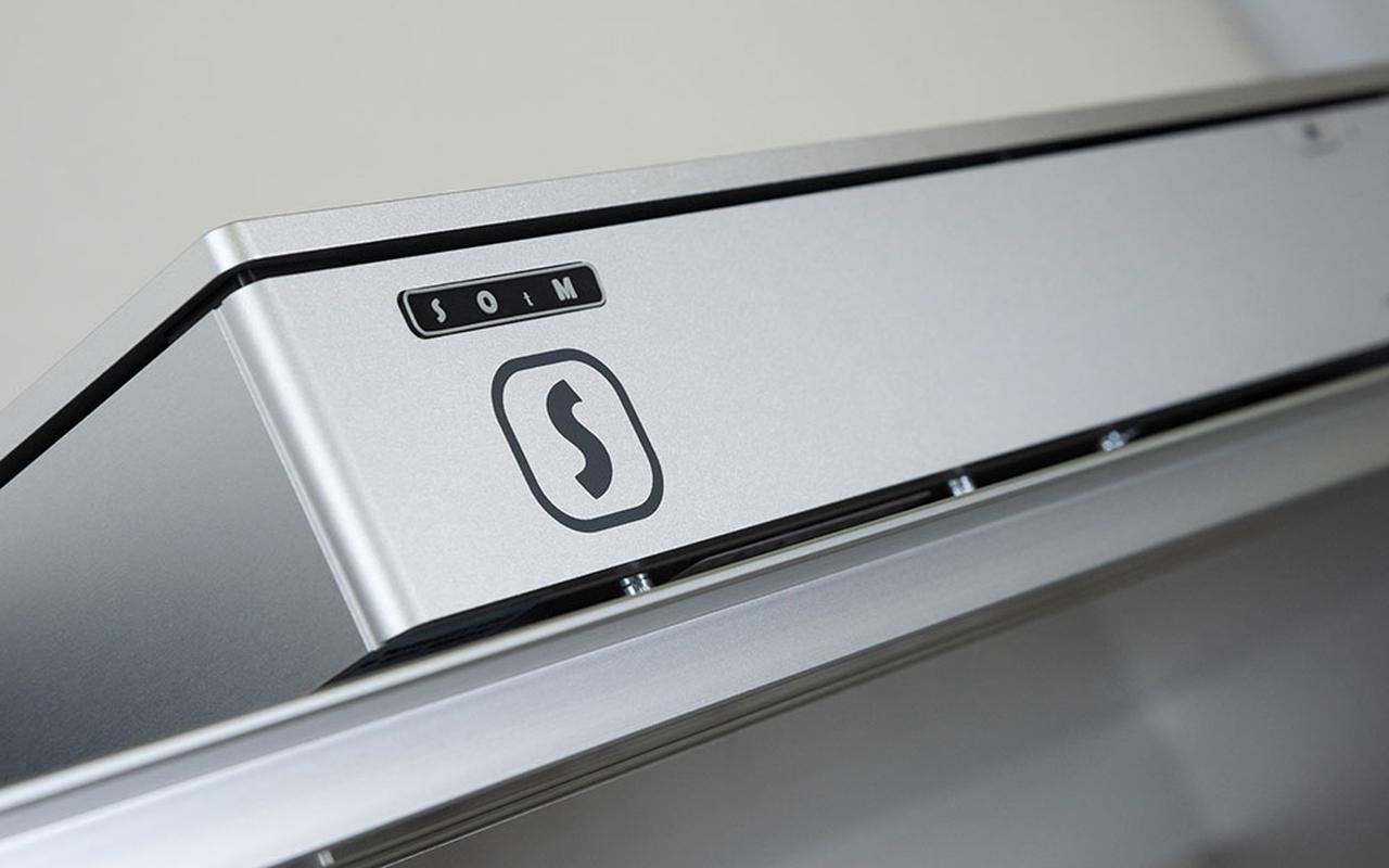 画像: SOtMの「sMS-1000SQ Eunhasu」は、Roon Server対応ミュージックサーバーの注目機である。気になる音楽を自在に操り、さらにドーピング的(!)な魅力まで備えていた - Stereo Sound ONLINE