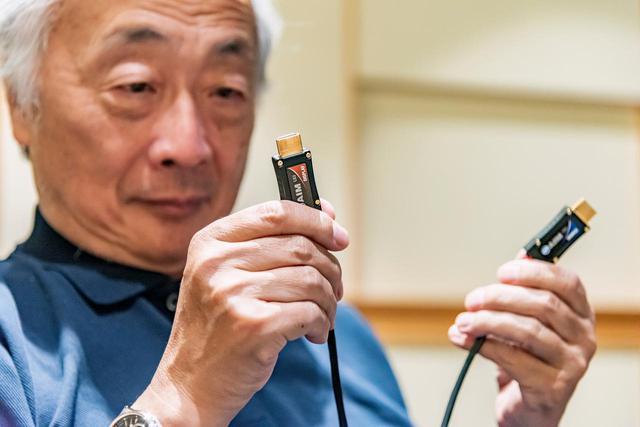 画像: 8K時代の必須アイテム、HDMI 2.1ケーブルの最新事情をエイム電子に聞く! LS3を使ったら、4Kでも予想以上のハイクォリティな絵と音が再生できた:麻倉怜士のいいもの研究所 レポート32 - Stereo Sound ONLINE