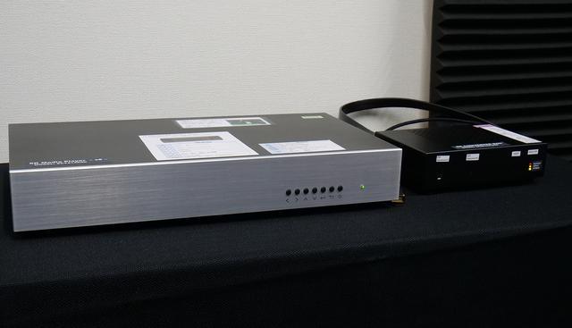 画像: エイム電子では、信号がスペック通り正常に伝送できているかを全数検査してからHDMIケーブルを出荷する。ちなみに8K信号においては、検査機器で48Gbpsをクリアーしているだけではなく、実際に映像を写して出力できることをチェック済みだ