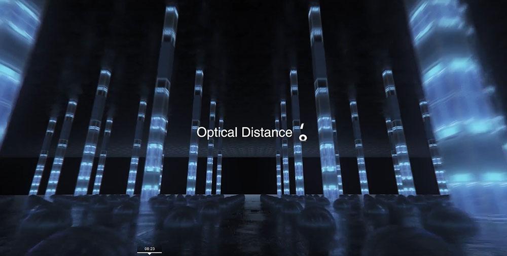 画像: LEDバックライトと液晶層との距離間を極限まで縮小したOD Zero技術を開発