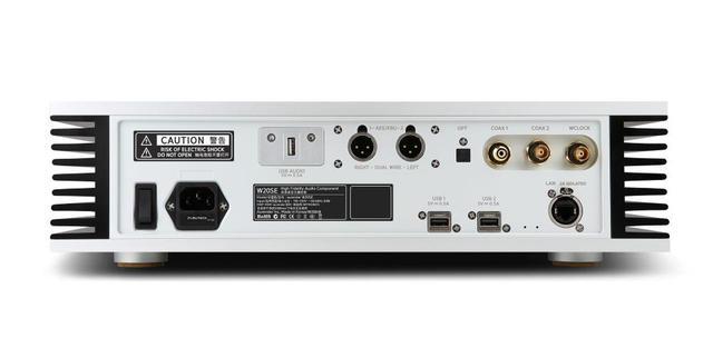 画像2: Aurender、ネットワークトランスポートのフラッグシップをさらに強化した「W20 Special Edition」を1月29日に発売。ジッター対策と電源を強化。DSD512にも対応