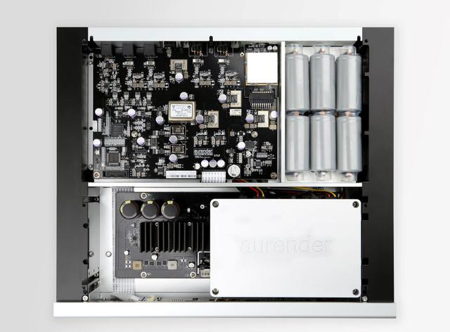 画像3: Aurender、ネットワークトランスポートのフラッグシップをさらに強化した「W20 Special Edition」を1月29日に発売。ジッター対策と電源を強化。DSD512にも対応