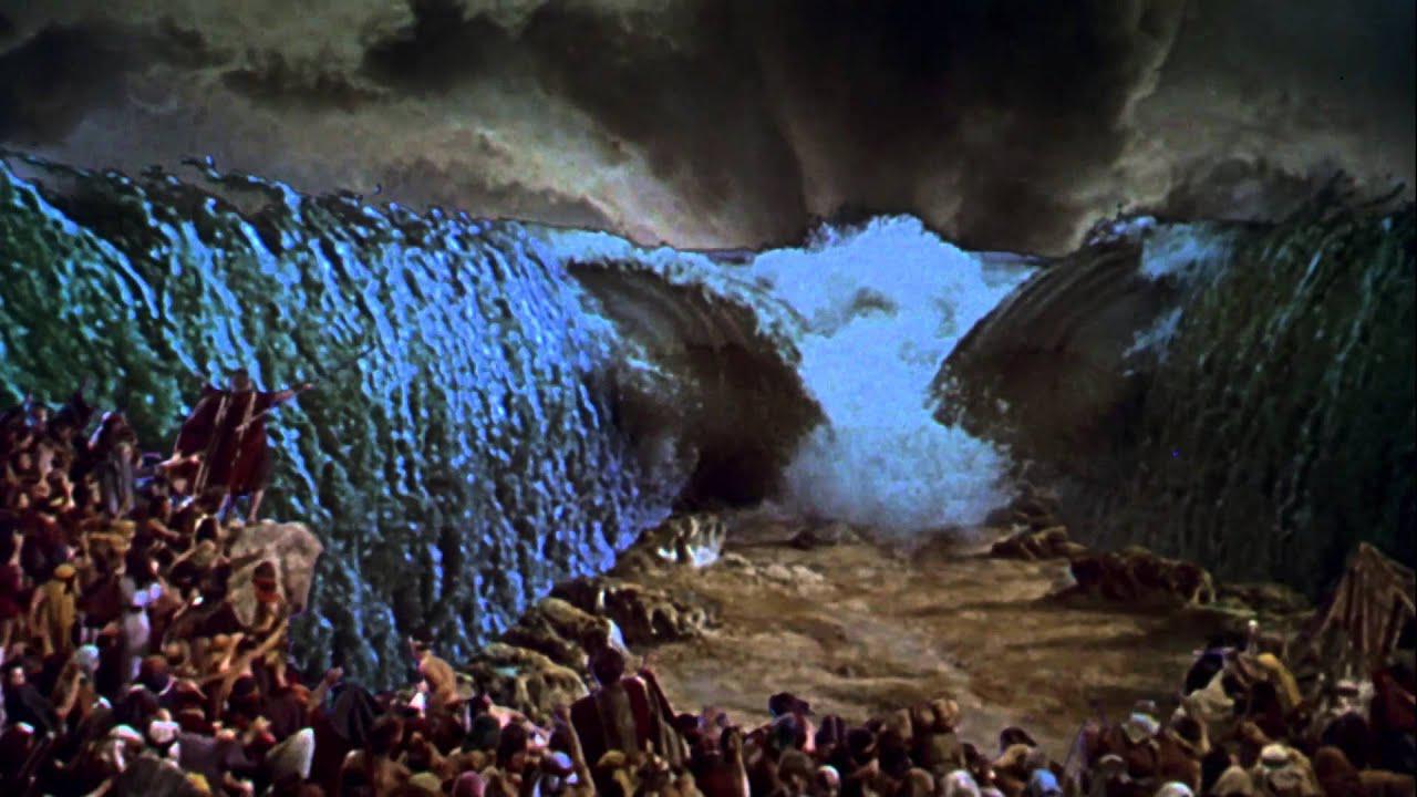 画像: The Ten Commandments 1956 Trailer (1080p) youtu.be