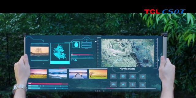 画像4: 【麻倉怜士のCES2021 レポート06】 OLEDの次のローラブルイノベーション。LGエレクトロニクスとTCLの挑戦
