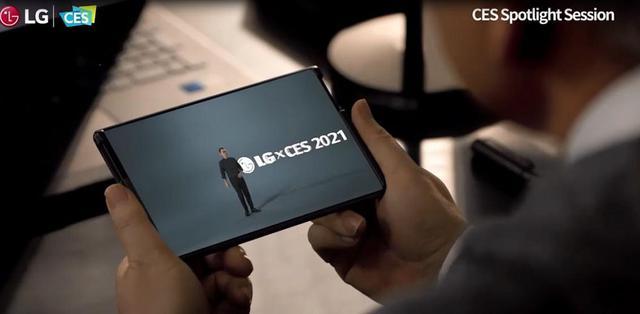 画像2: 【麻倉怜士のCES2021 レポート06】 OLEDの次のローラブルイノベーション。LGエレクトロニクスとTCLの挑戦