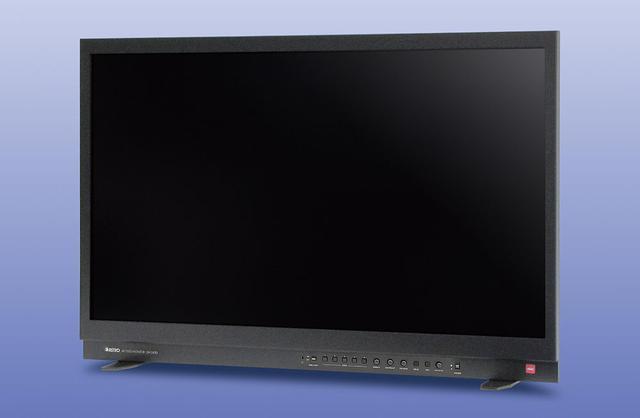 画像: アストロデザインの4K OLEDモニター「DM-3430」