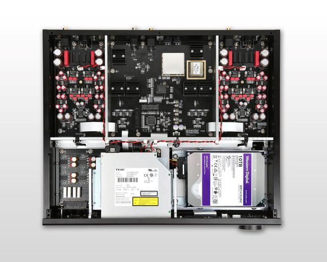 画像3: Aurender、アナログ出力端子搭載のデジタルミュージックプレーヤーのフラッグシップモデル「A30」を1月29日に発売。価格は216万8000円!