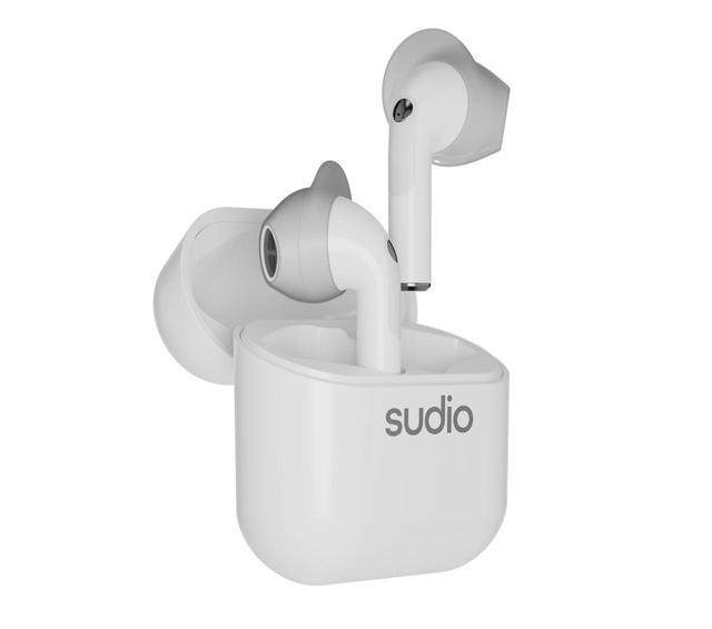 画像1: SUDIO、クリアな通話が楽しめる完全ワイヤレスイヤホン「NIO」を2月に発売。人気モデル「ETT」の新色「グレイカッパー」も同時発売