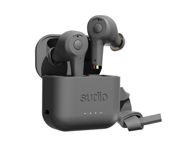 画像3: SUDIO、クリアな通話が楽しめる完全ワイヤレスイヤホン「NIO」を2月に発売。人気モデル「ETT」の新色「グレイカッパー」も同時発売