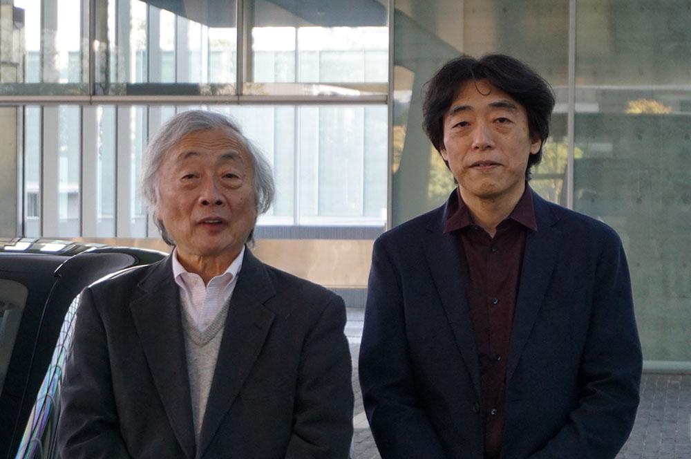 画像: 「VIVION-S」の試乗会にて。右がソニー株式会社 執行役員 AIロボティクスビジネス担当 AIロボティスクスビジネスグループ 部門長の川西 泉さん