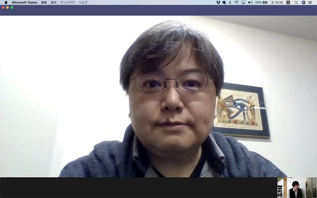 画像: 取材に対応いただいた、株式会社アイ・オー・データ機器 事業戦略本部 企画開発部 企画開発1課 開口東史さん