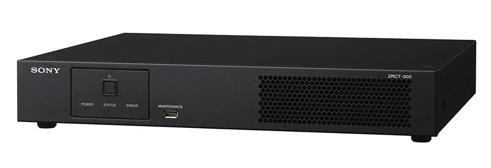 画像: 新型のコントローラー。1台で4K映像を制御可能