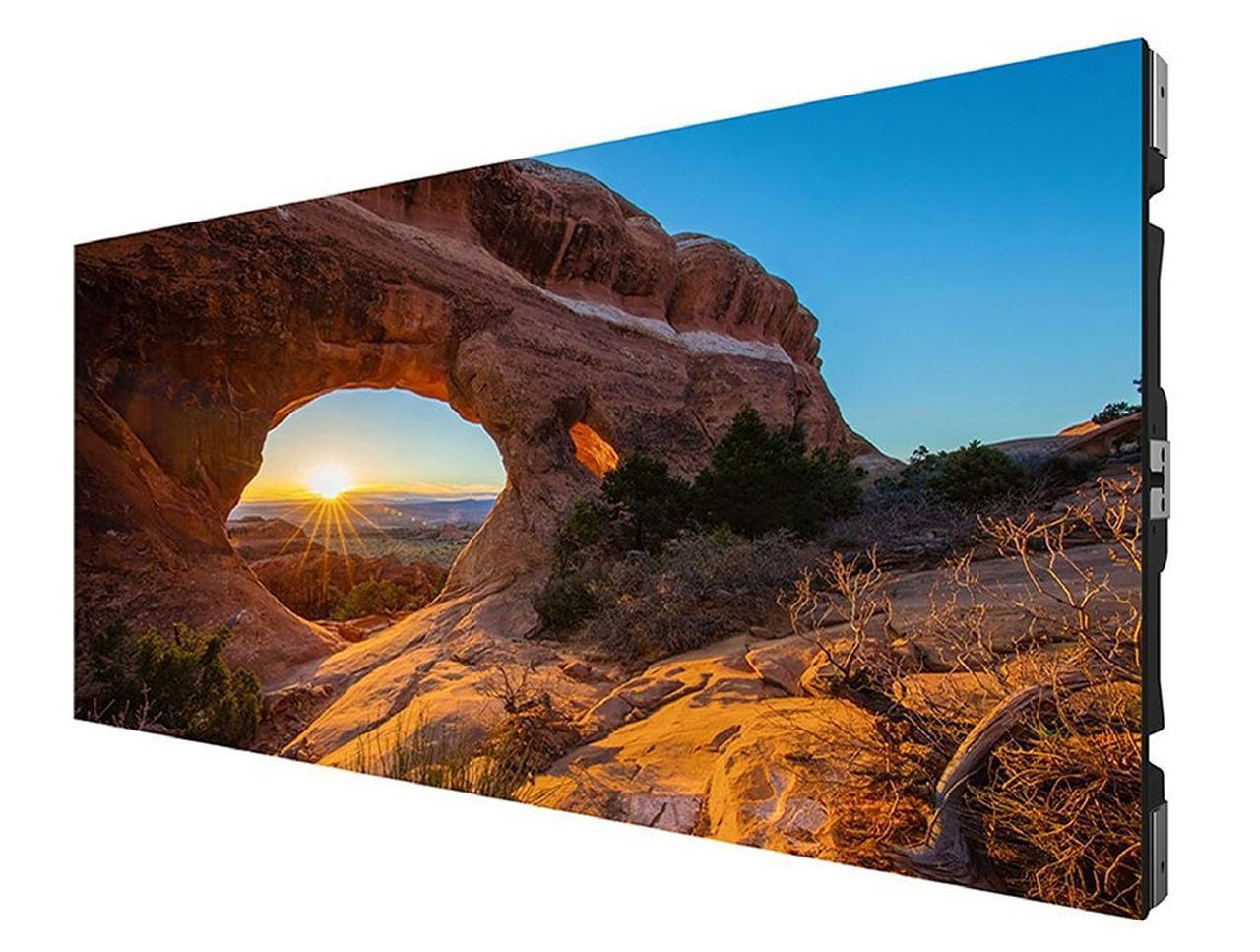 画像: 1800cd/m2の明るさを持つ「B」シリーズ。こちらはバーチャルプロダクション用途も意識している