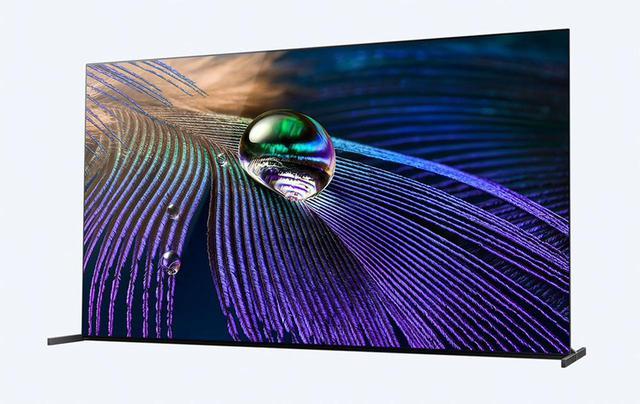画像: CES2021で発表された4K有機ELテレビ「A90J」