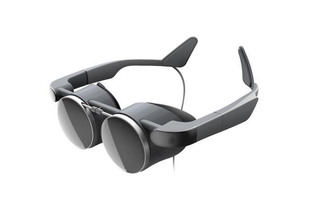 画像2: 【麻倉怜士のCES2021 レポート11】パナソニックの眼鏡型VRグラスはどんな進化を遂げたのか。そこには家電メーカーならではの着眼点があった!