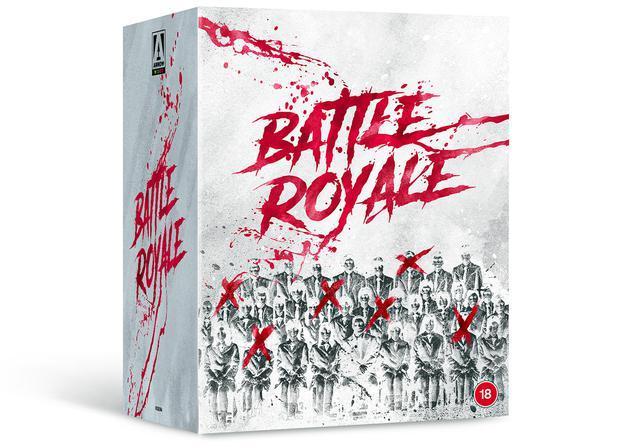 画像1: BATTLE ROYALE - 4K UHD BLU-RAY with DOLBY VISION/BRAND NEW 4K RESTORATION