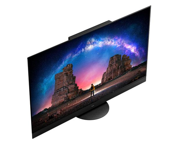画像: CES2021で発表された有機ELテレビ「JZ」シリーズ