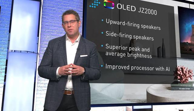 画像2: 【麻倉怜士のCES2021 レポート14】有機ELパネルの持つポテンシャルを極限まで引き出した技術を織り込みました。2021年のパナソニックテレビはどこに向かうのか