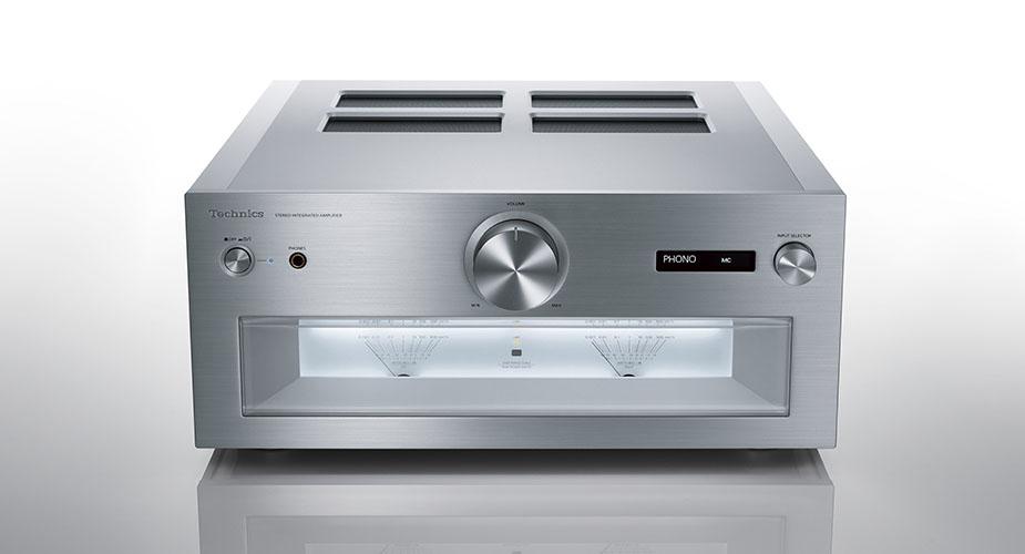 画像: テクニクスの最新インテグレーテッドアンプ「SU-R1000」(¥830,000、税別)は今年2月に発売される