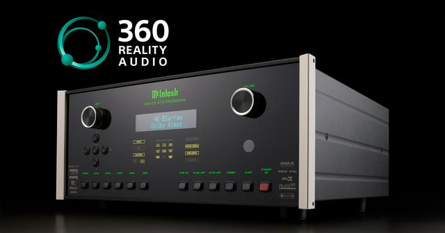 画像: MX123 A/V Processor Receives Support for Sony's 360 Reality Audio
