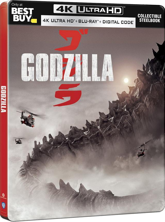画像3: お待たせ!2014年版が4K化『GODZILLA ゴジラ』【海外盤Blu-ray発売情報】