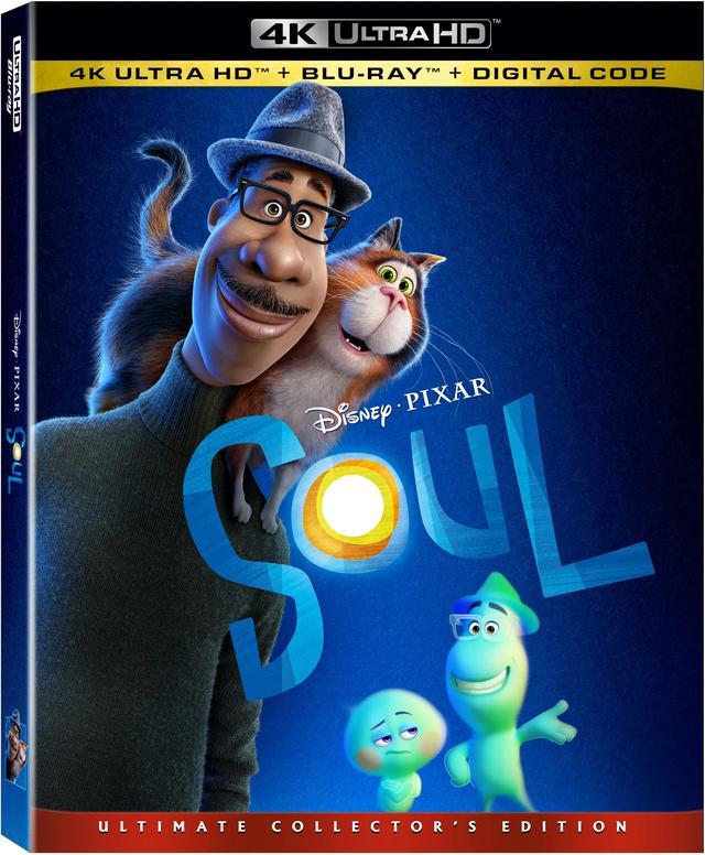 画像: ディズニー&ピクサー最新UHD BD『ソウルフル・ワールド』【海外盤Blu-ray発売情報】