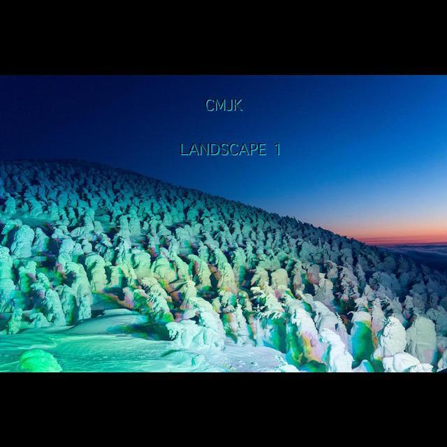 画像: Landscape 1 / CMJK