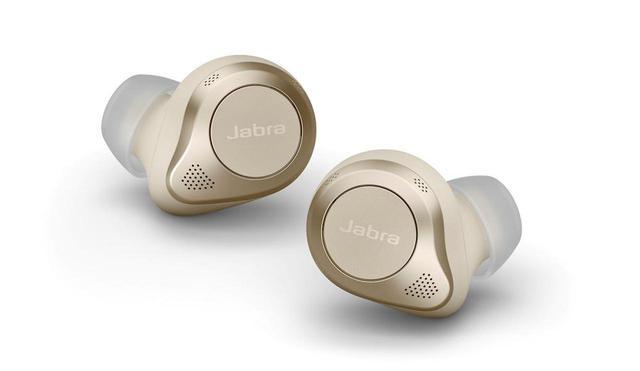 画像1: Jabra、完全ワイヤレスイヤホン「Jabra Elite 85t」に新色「ゴールドベージュ」「グレー」を追加。併せて、機能アップデートも実施