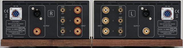 画像3: 6筐体構成でL/R独立思想の集大成フォノEQ。フェーズメーションEA2000の圧倒的な情報密度と、精密な音像彫琢能力。