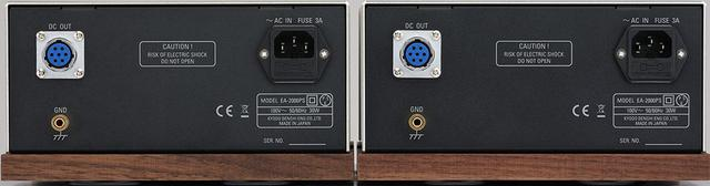 画像5: 6筐体構成でL/R独立思想の集大成フォノEQ。フェーズメーションEA2000の圧倒的な情報密度と、精密な音像彫琢能力。