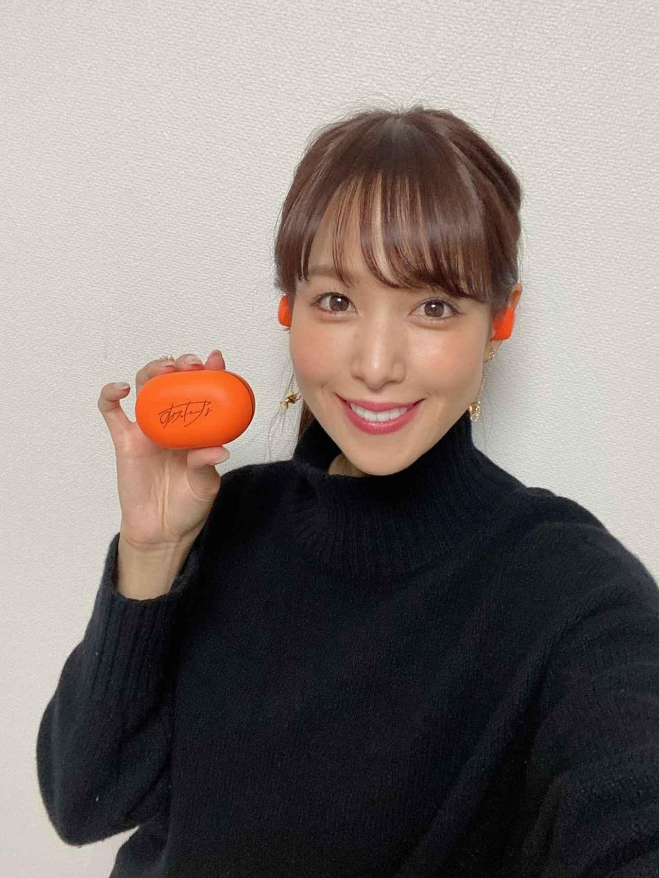 画像6: TOoKA BASE、セント・フォース・アナウンサー「新井恵理那」「岡副麻希」「鷲見玲奈」らとコラボした完全ワイヤレスイヤホンを発売