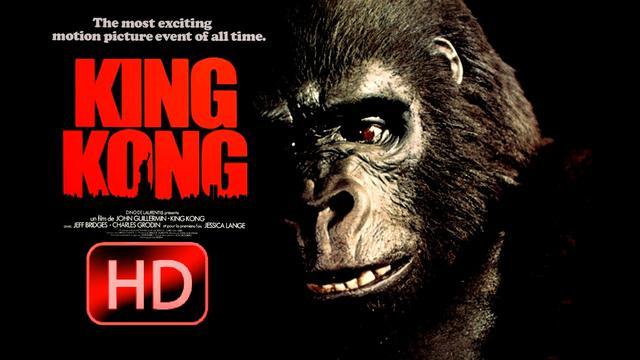 画像: King Kong - Theatrical Trailer (REMASTERED IN HIGH DEFINITION) youtu.be