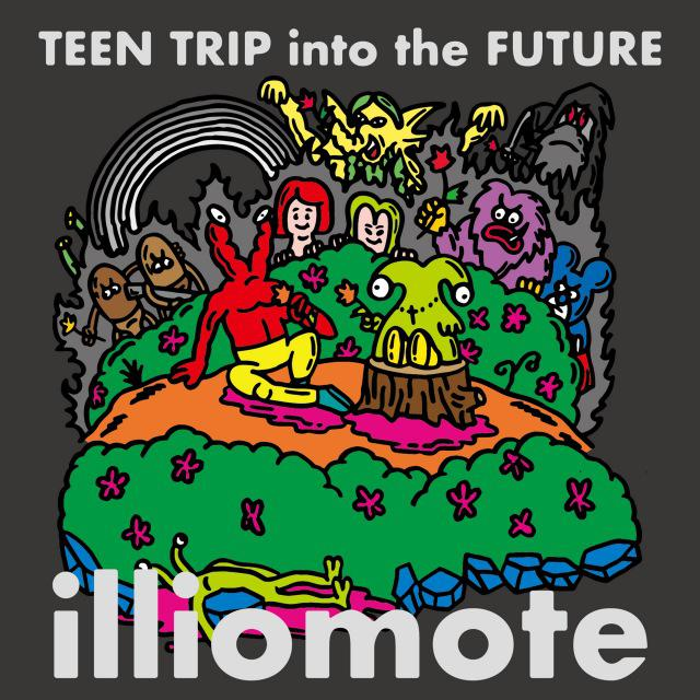 画像: Teen Trip Into The Future / illiomote on OTOTOY Music Store