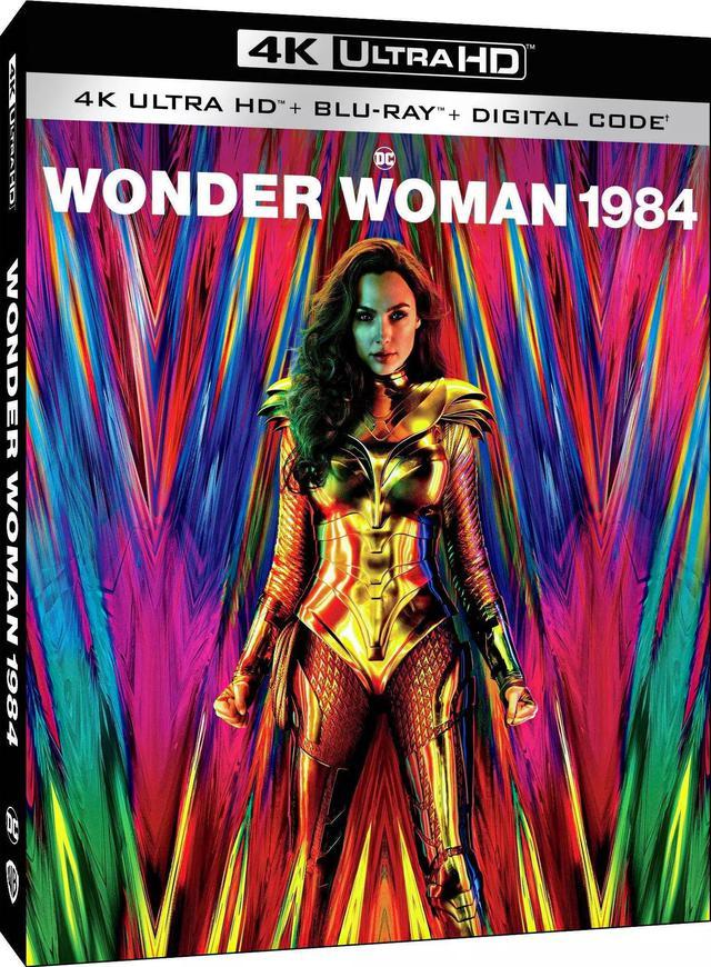 画像1: DC痛快大活劇の続編『ワンダーウーマン 1984』【海外盤Blu-ray発売情報】