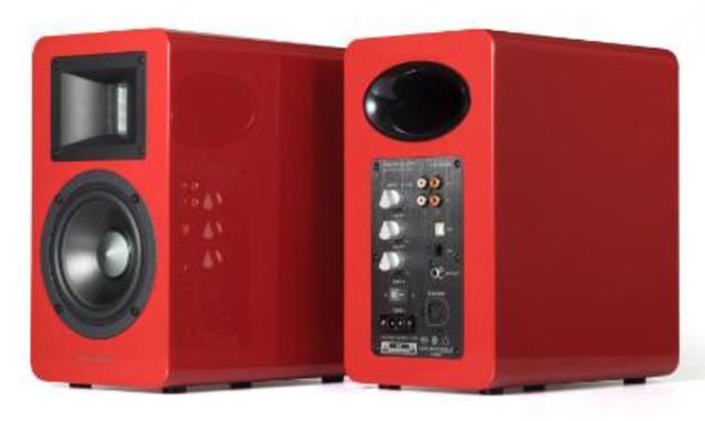 画像1: エアパルスの、DAC内蔵アクティブ・スピーカー「A100 BT5.0」が4月に発売。127mmウーファーを新搭載し、ダイナミックな低域再現能力を身につけた