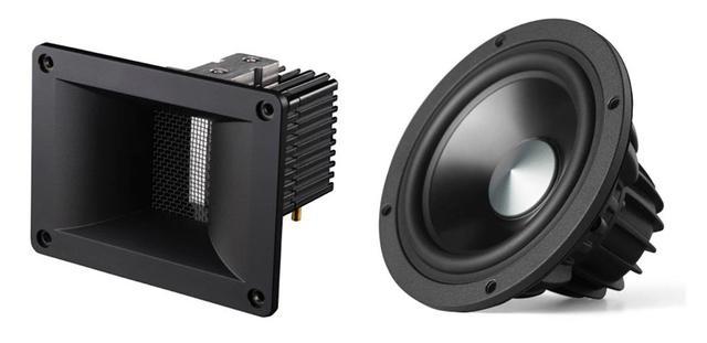 画像2: エアパルスの、DAC内蔵アクティブ・スピーカー「A100 BT5.0」が4月に発売。127mmウーファーを新搭載し、ダイナミックな低域再現能力を身につけた