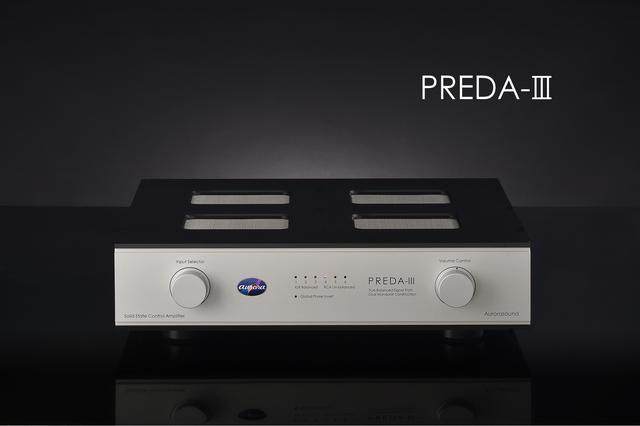画像: PREDA-Ⅲ - オーディオ・音響・PCオーディオ・アナログのAurorasound(オーロラサウンド)
