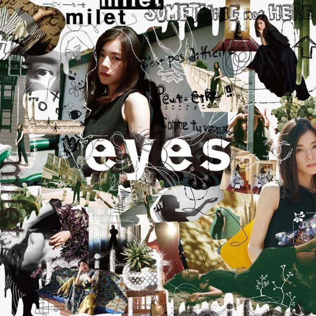 画像: eyes / milet on OTOTOY Music Store