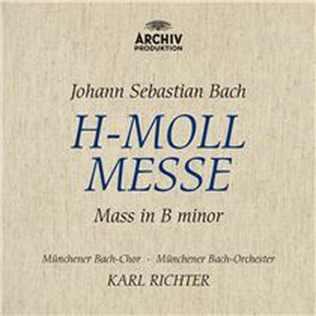 画像: J.S.バッハ:ミサ曲ロ短調 BWV232 - ハイレゾ音源配信サイト【e-onkyo music】