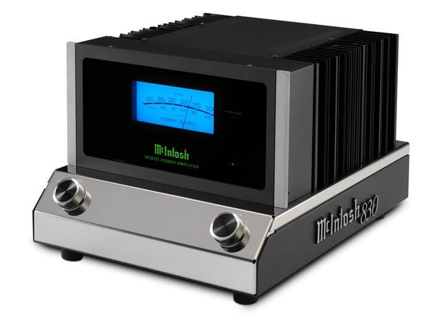 画像4: McIntosh、記念モデル「MC2152」の後継となる真空管パワーアンプ「MC1502」、モノーラル仕様の半導体パワーアンプ「MC830」を発売