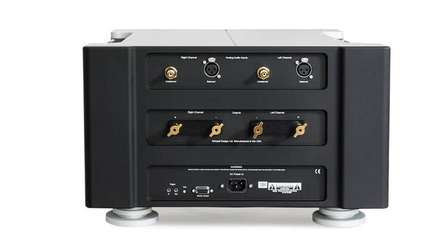 画像2: Bricasti Design、フラグシップの技術をコンパクトな筐体に詰め込んだ、ステレオ仕様のパワーアンプ「M15」を3月5日に発売。198万円!