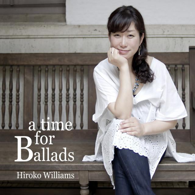 画像: a time for Ballads/ウィリアムス浩子