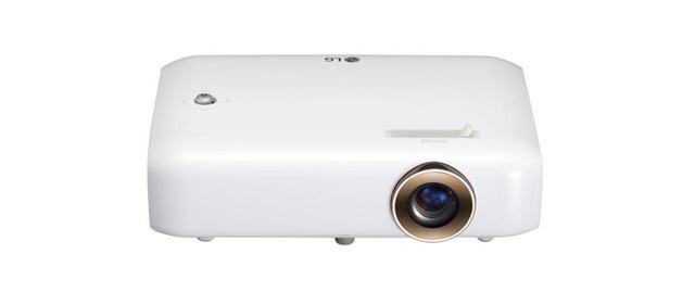 画像1: LGエレクトロニクス・ジャパン、バッテリー内蔵でどこでも使えるポータブルプロジェクター「PH510PG」を3月4日に発売